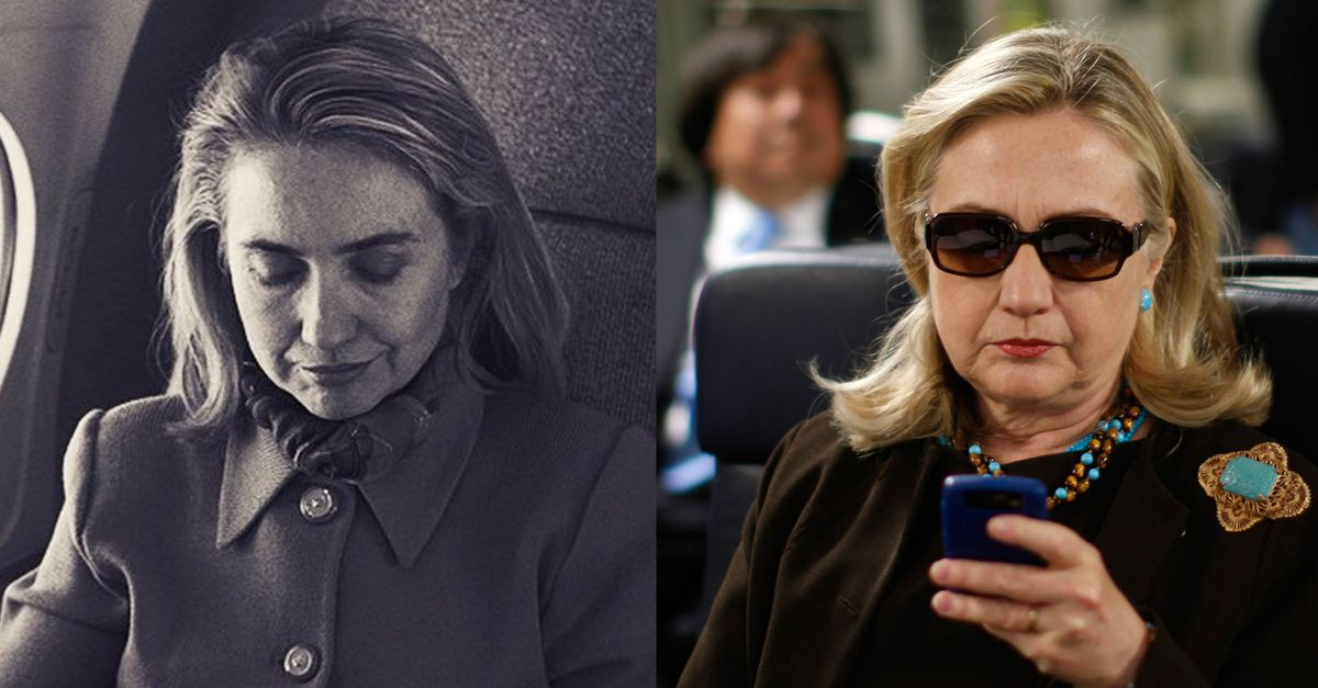 hillary clinton perfected her