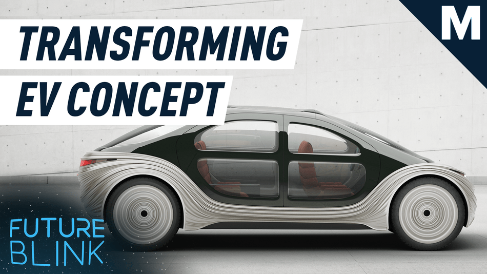 Meet the concept EV that transforms into a mobile living room — Future Blink