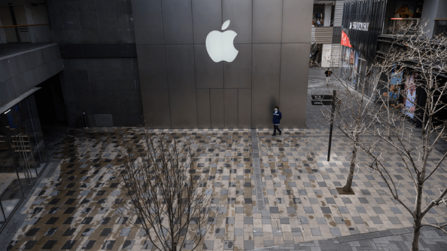 Apple reopens 42 China stores following coronavirus closures