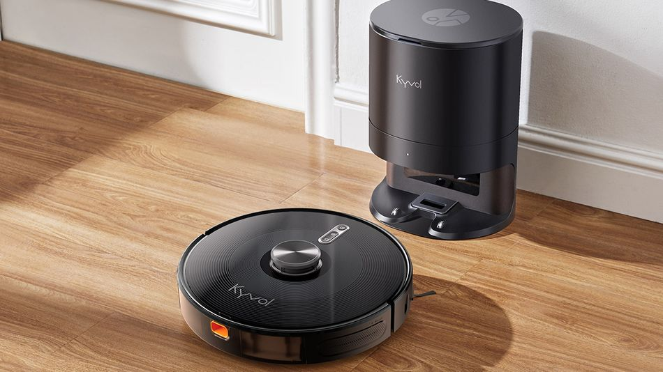 Let a robot vacuum handle the floors for you.