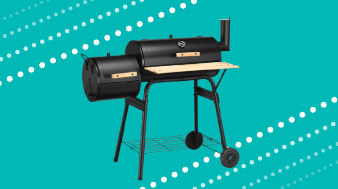 Grill at home this summer.