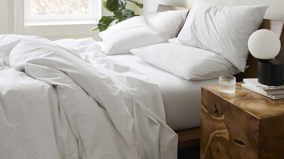 Make your bed the most luxurious place in the house.