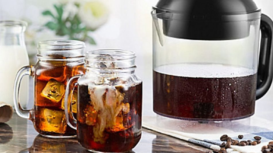 This cold brew maker works in just 4 minutes, and it's on sale for 45% off