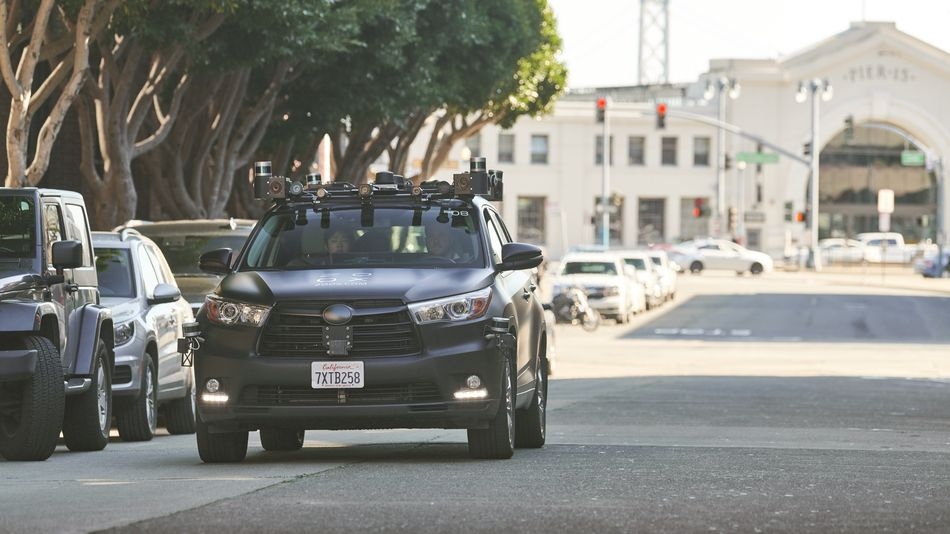 Suburbs already have driverless taxis, but San Francisco is still playing catch-up