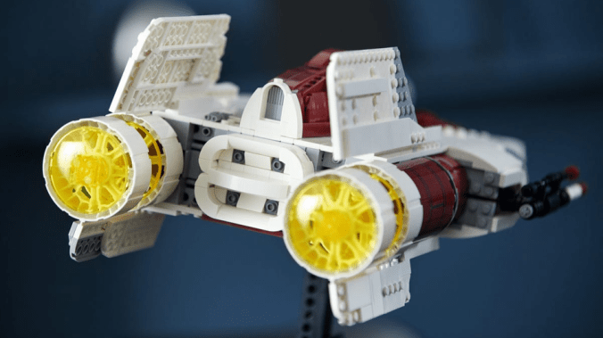 Feel the force of Lego's Star Wars Day sale