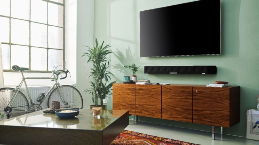 Transform your living room with these impressive speakers