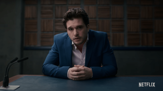 Kit Harington gets interrogated in Netflix's 'Criminal' Season 2 trailer