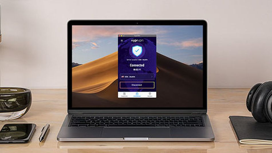 VyprVPN encrypts your Internet connection to provide online privacy and security.