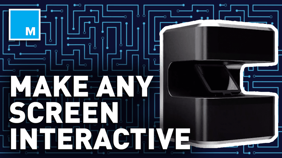 This tiny device turns your screen into an interactive touchscreen — Future Blink