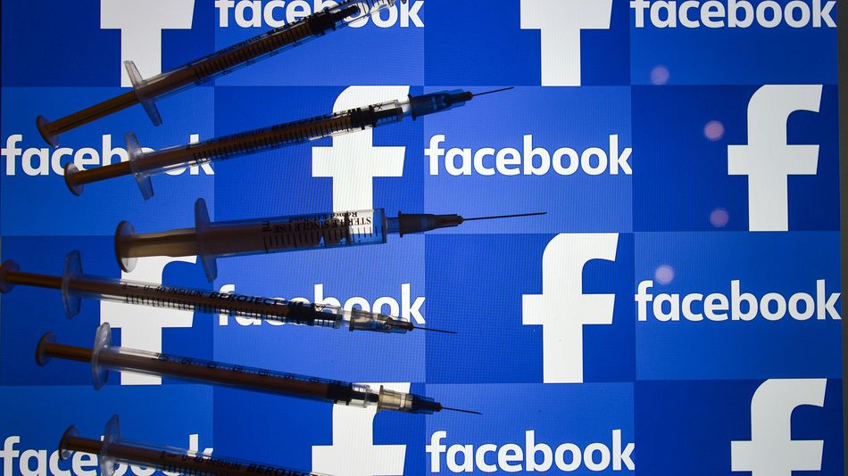 Facebook says it removed the internet's 12 most prominent anti-vaxxers. 10 are still on the social network.