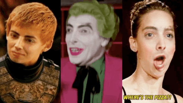 I deepfaked myself into a bunch of popular GIFs and the results are sincerely cursed