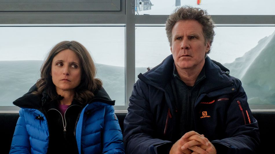 Will Ferrell's 'Downhill' is like a feature-length AITA post