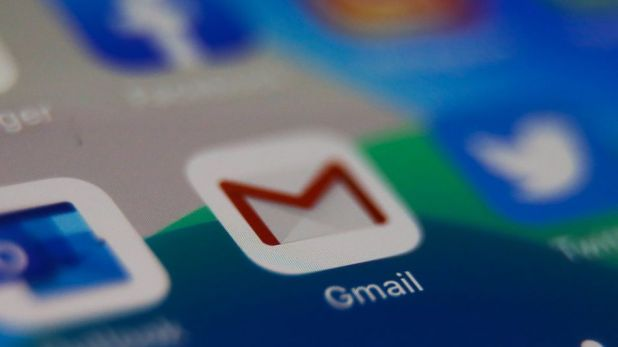 iPhone: Gmail takes its rightful place on iPhone.