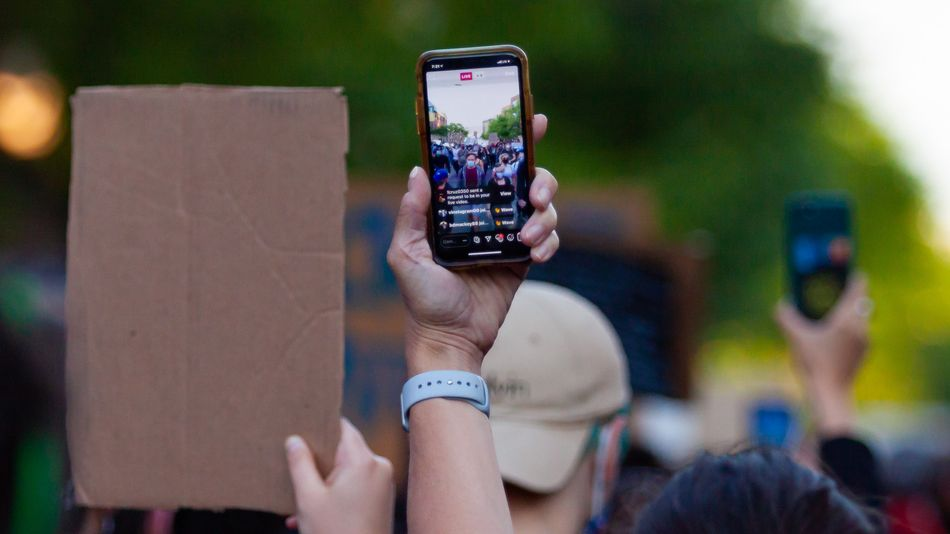 During a pandemic, protest livestreams are more important than ever
