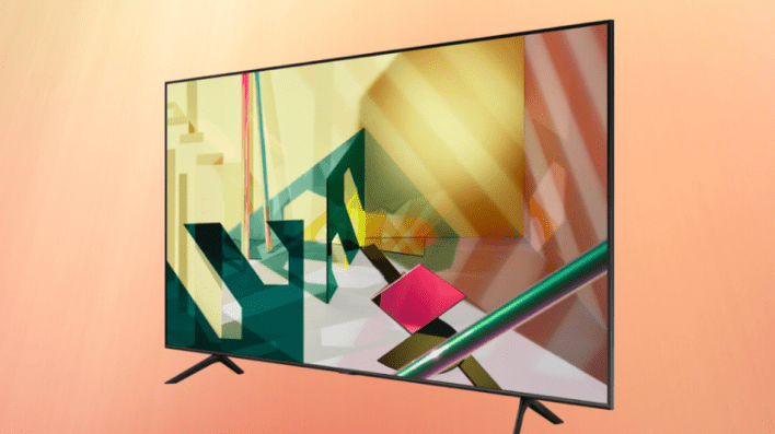 It's time to build the home theater of your dreams and it starts with a new Samsung QLED TV.