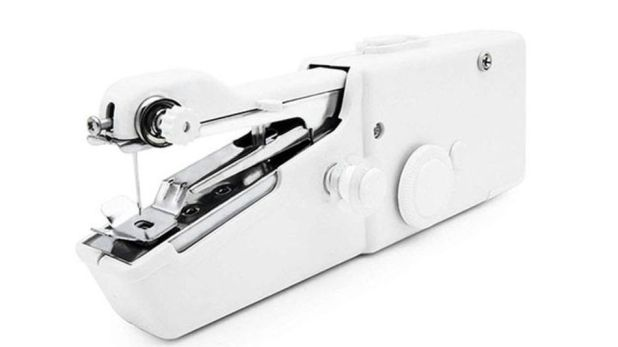 Gadgets: The Handy Dandy portable sewing machine is on sale for a limited time.