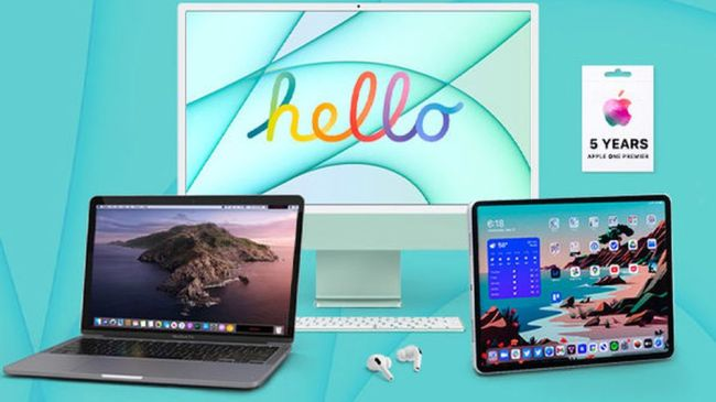 Enter to win an Apple prize package worth nearly $6,000