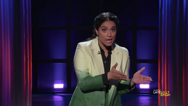 Lilly Singh smacks down society's obsession with virginity in under 5 minutes
