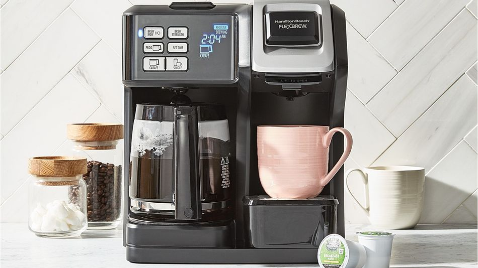 Take an extra 15% off these coffee makers at Macy's