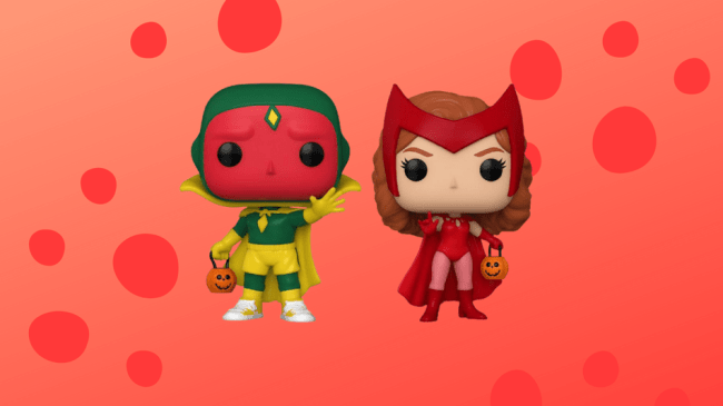 Prepare for the 'WandaVision' finale with these Funko Pops — now up for pre-order
