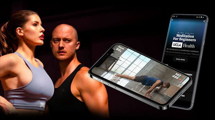 Save 80% on a wellness app with everything from HIIT to bedtime stories