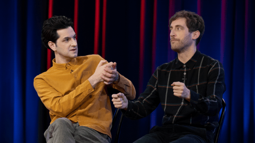 Thomas Middleditch and Ben Schwartz put on an incredible display of improv comedy in three specials on Netflix.