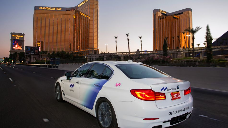 Driverless rides on the Lyft app will expand beyond Las Vegas in 2023