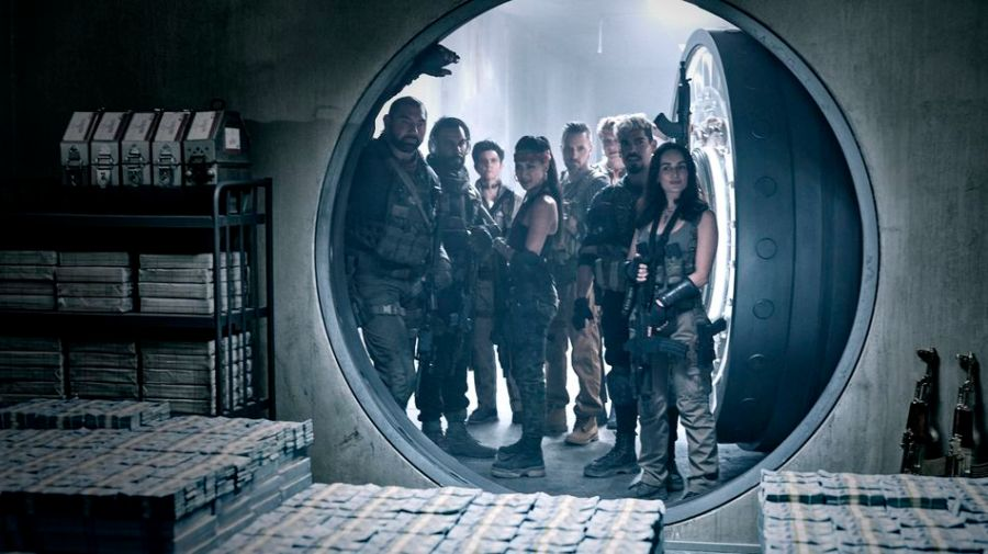 Netflix drops teaser for Zack Snyder's zombie heist film 'Army of the Dead'