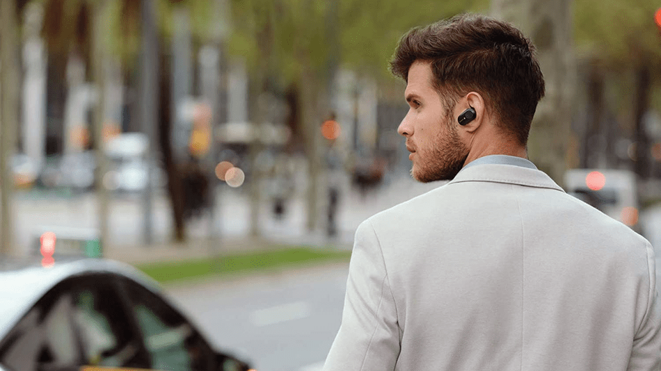 Save over $60 on a pair of wireless and noise-canceling Sony earbuds
