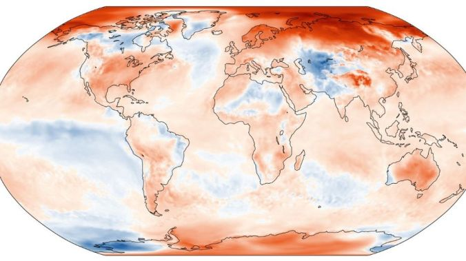 This was easily the warmest November on record