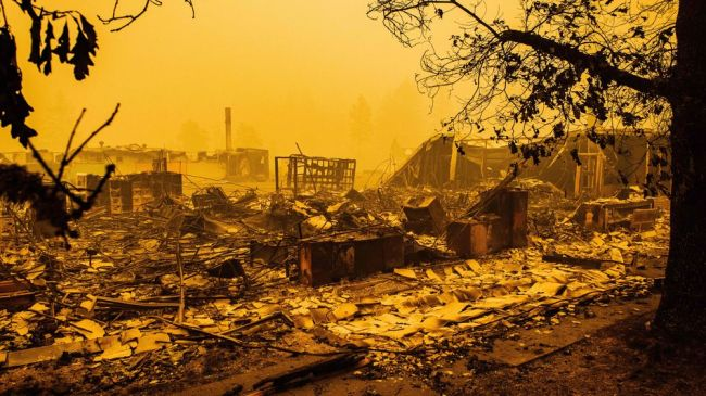 Facebook removes misinformation related to Oregon wildfires