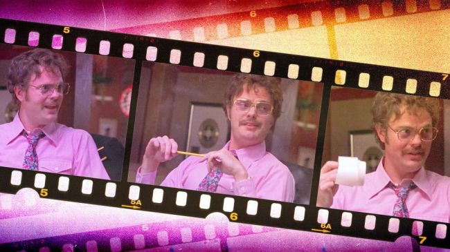 20 years later, Rainn Wilson is still the best kept secret in 'Almost Famous'