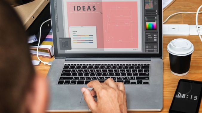 Take your career in a new direction with this graphic design course