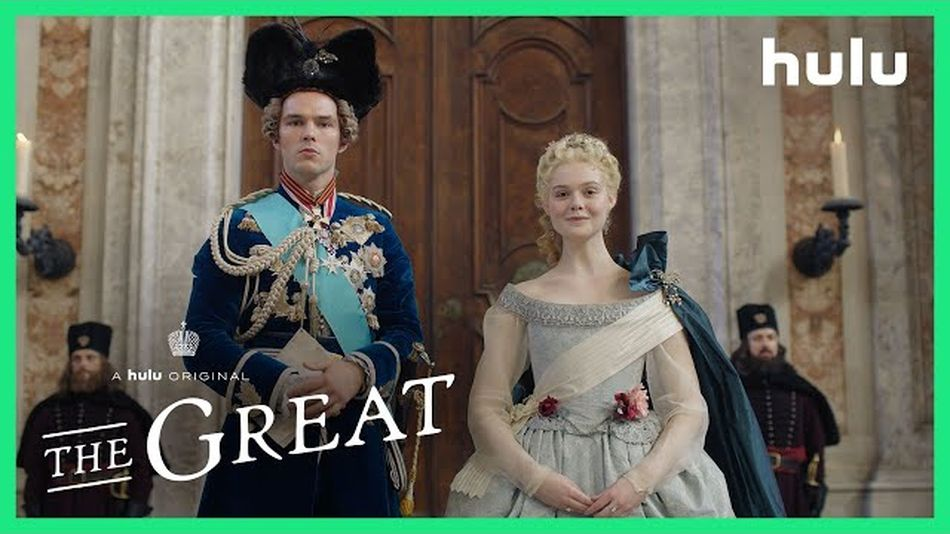 The first teaser for Hulu's 'The Great' has big 'The Favourite' energy