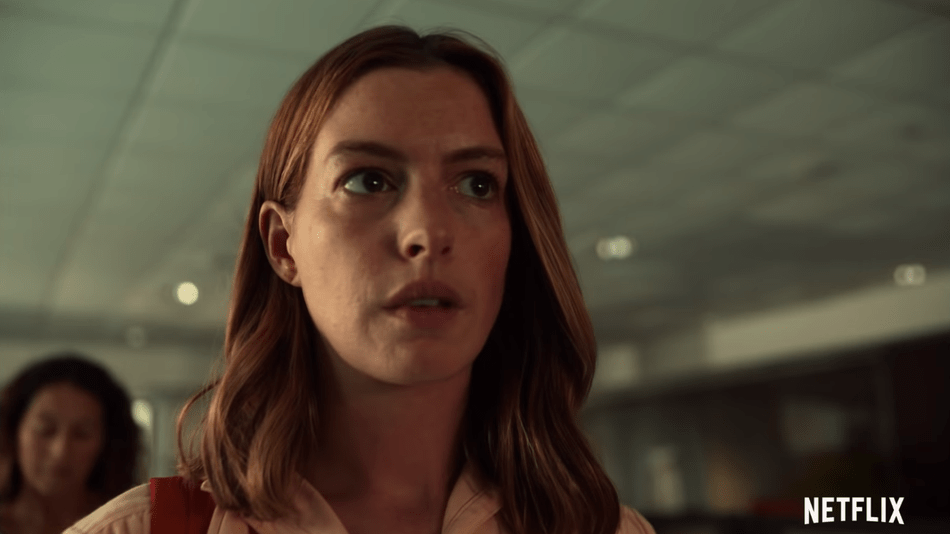 Anne Hathaway & Ben Affleck are here to stress you out with Netflix's 'The Last Thing He Wanted' trailer