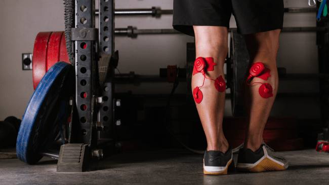 Theragun's PowerDot 2.0 made my return to the gym way less painful