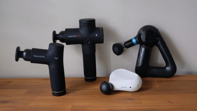 Pound out your pandemic stress with Theragun and Hypervolt's massage guns
