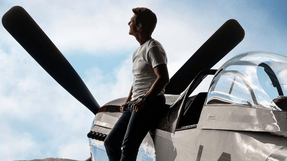 'Top Gun: Maverick' gets a high-flying new poster