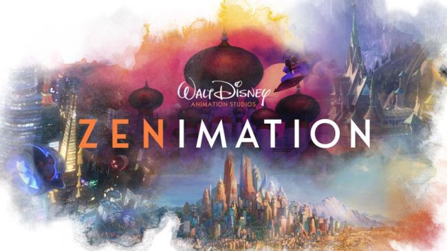 Disney's 'Zenimation' is the most soothing way to beat lockdown fatigue