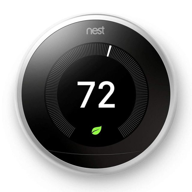 Nest's third-gen smart thermostat is on sale for an extra $50 off with code