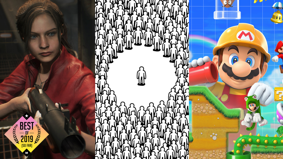 The 10 Best Video Games Of 2019 So Far