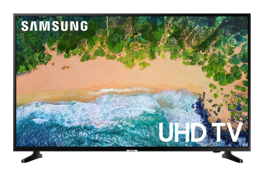 Samsung 65-inch 4K Smart TV at only $ 597 at Walmart