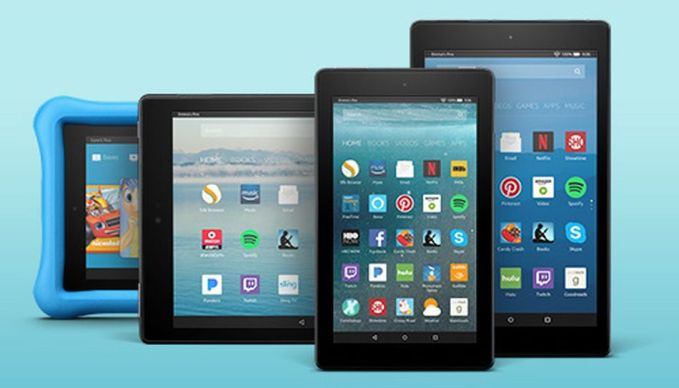 Super Prime Day Deals: Amazon Fire Tablets Are * Really * Cheap