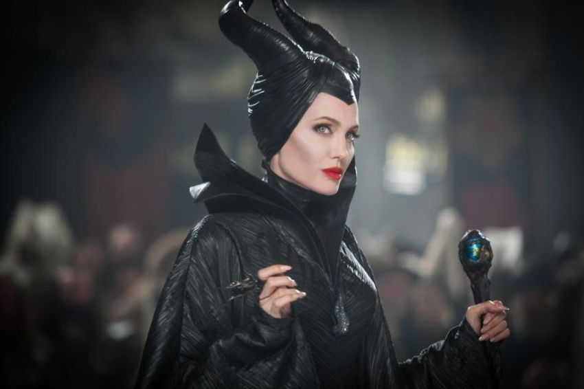 The evil manicure of Angelina Jolie has elevated this film to the highest rank. True story.