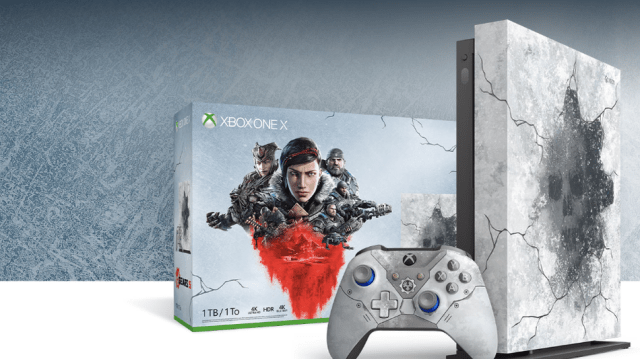 """Now just called """"Gears 5,"""" the newest addition to the franchise has new modes and a new main character."""