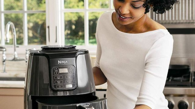 Save on the fan favorite Ninja air fryer at Amazon.