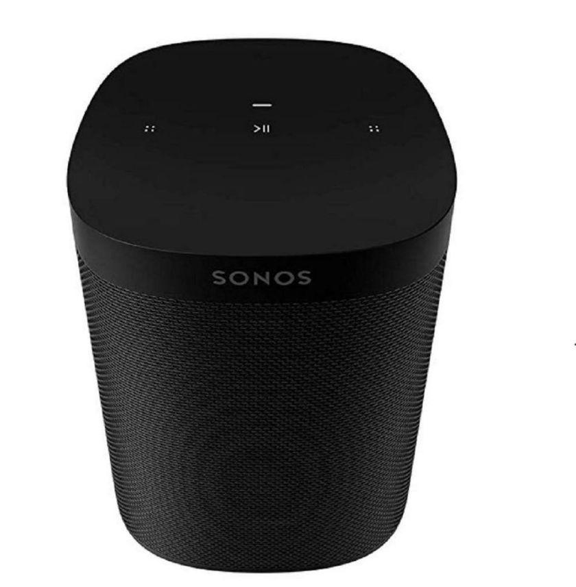 Sonos ha puesto a la venta sus altavoces por una vez