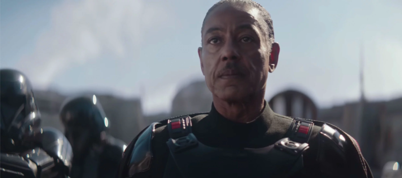 Space Gus Fring.