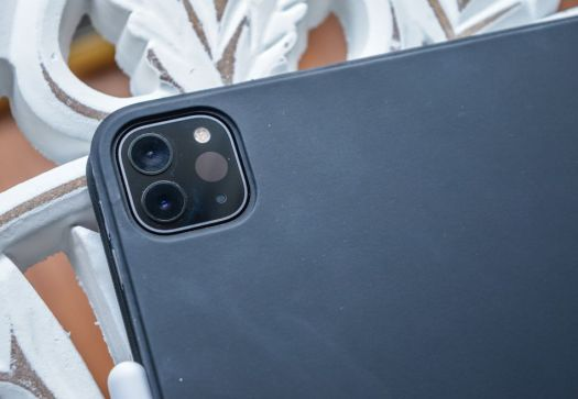 We could see an LiDAR scanner on the new iPhones, like the one on the 2020 iPad Pro.