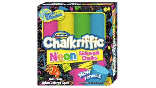 Sidewalk chalk is having a real moment during the pandemic